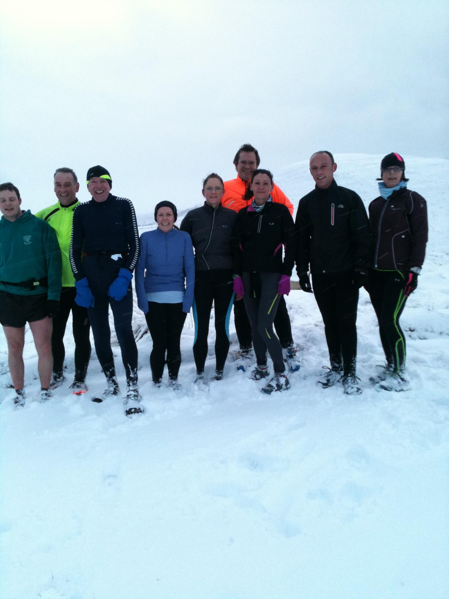 Winter Warmer Run January 2013