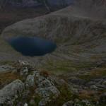 Climbing Angel's Ridge on Sgor An Lochan Uaine (5)